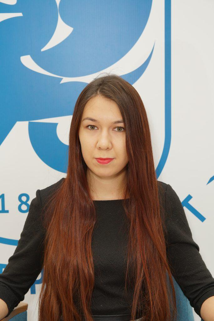 Фахрутдинова Лилия Ильдаровна