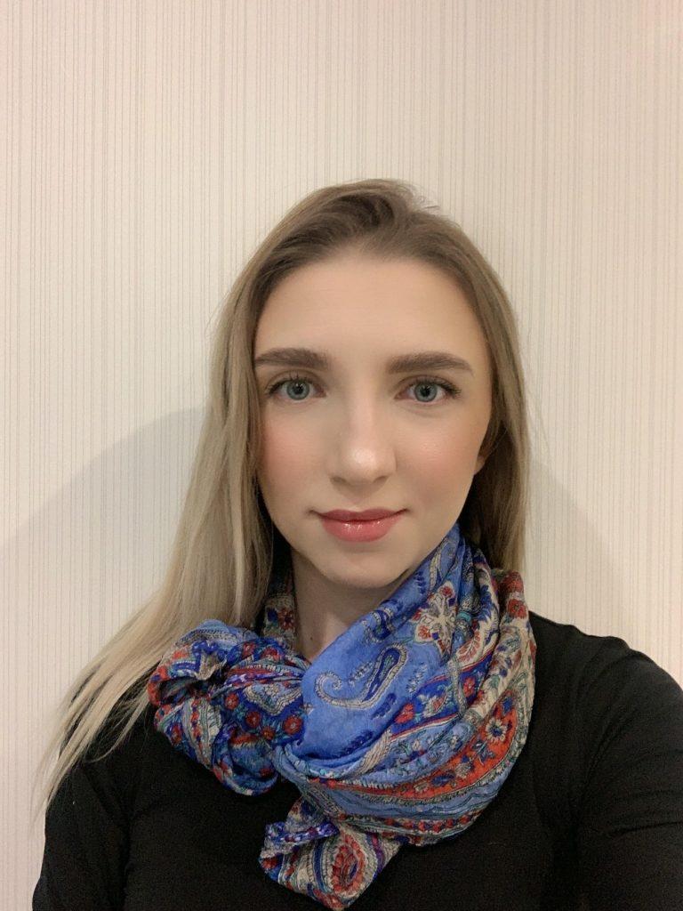 Калашникова Мария Алексеевна
