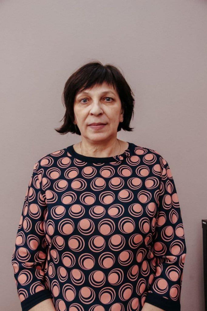 Манюкова Ирина Геннадиевна