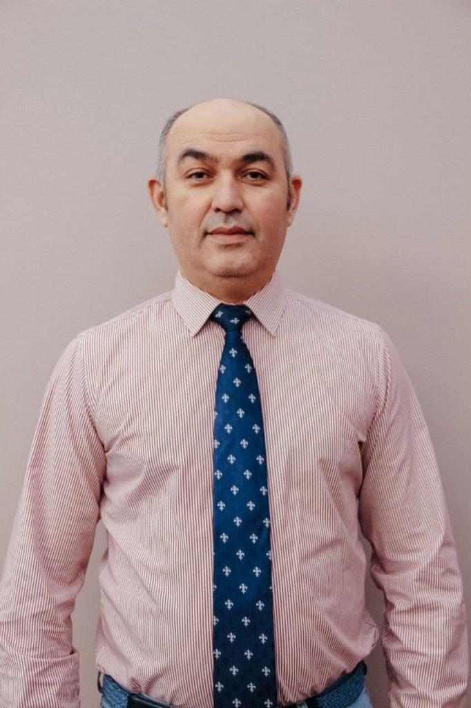 Азитов Рустам Шарипович