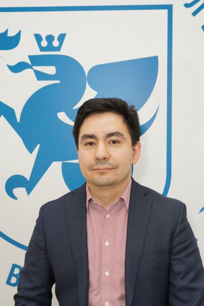 Alishev Timirhan Bulatovich
