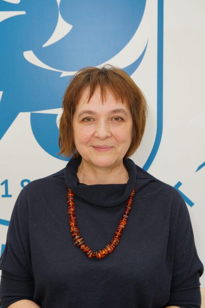Burmistrova Adela Iskanderovna