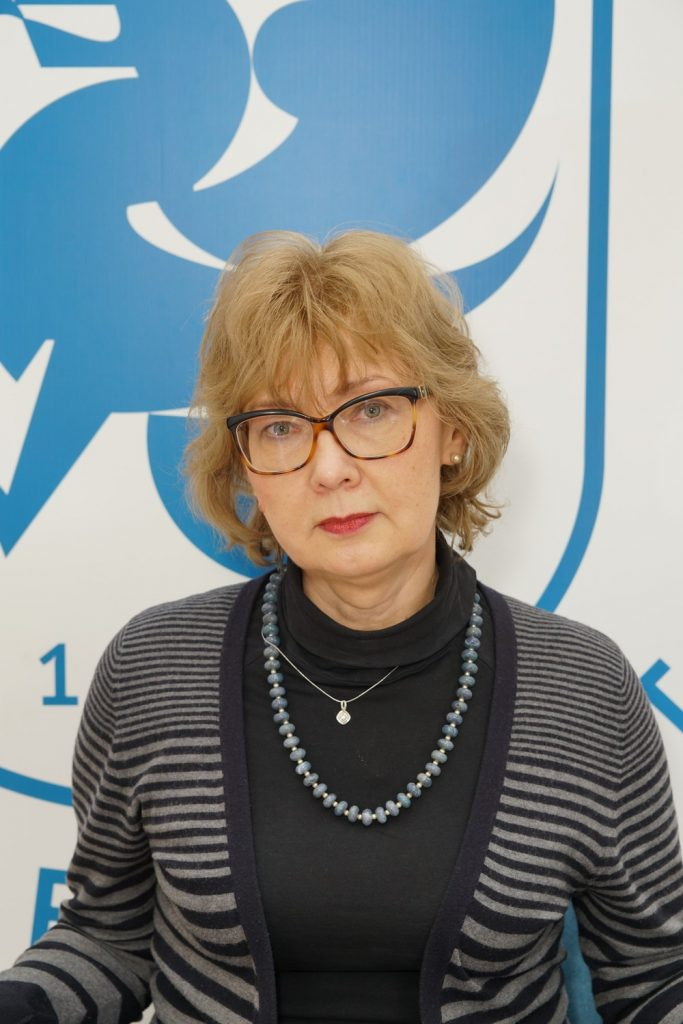 Chumakova Galina Valentinovna