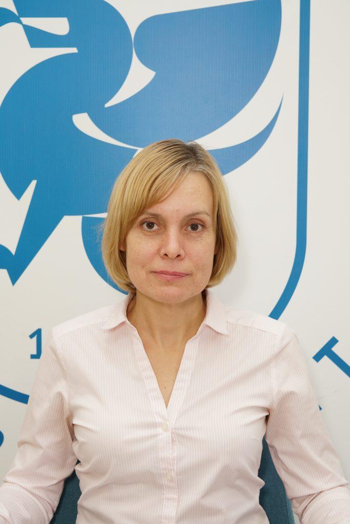 Prokhorenko Nina Borisovna