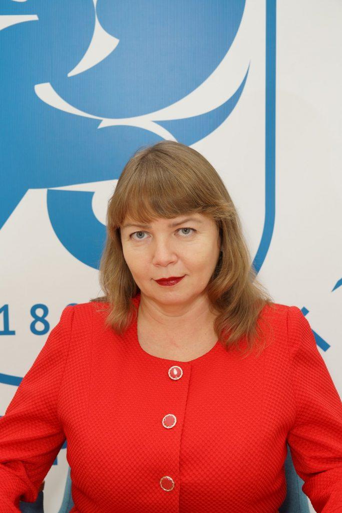 Gruzdeva Elena Alexandrovna