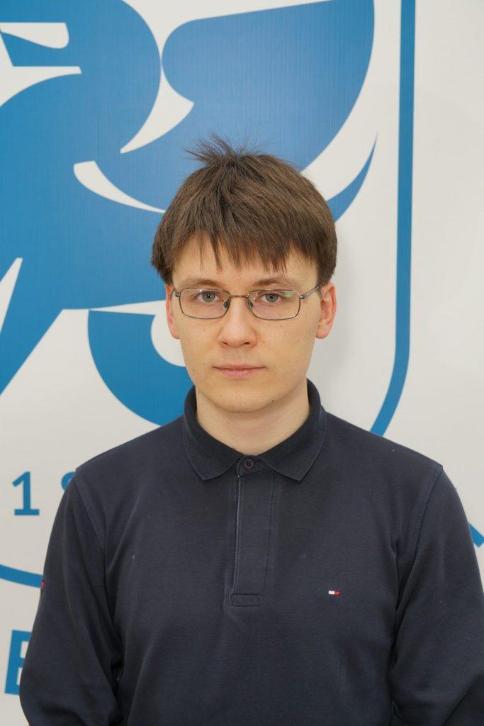 Kuligin Andrey Sergeevich