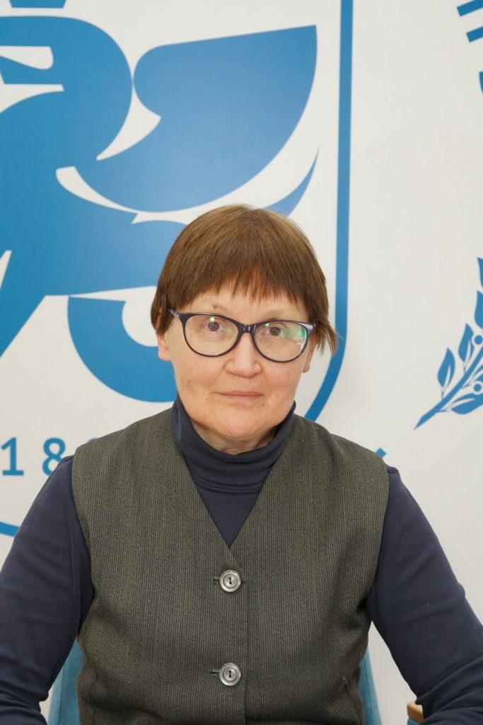 Kuligina Olga Valentinovna
