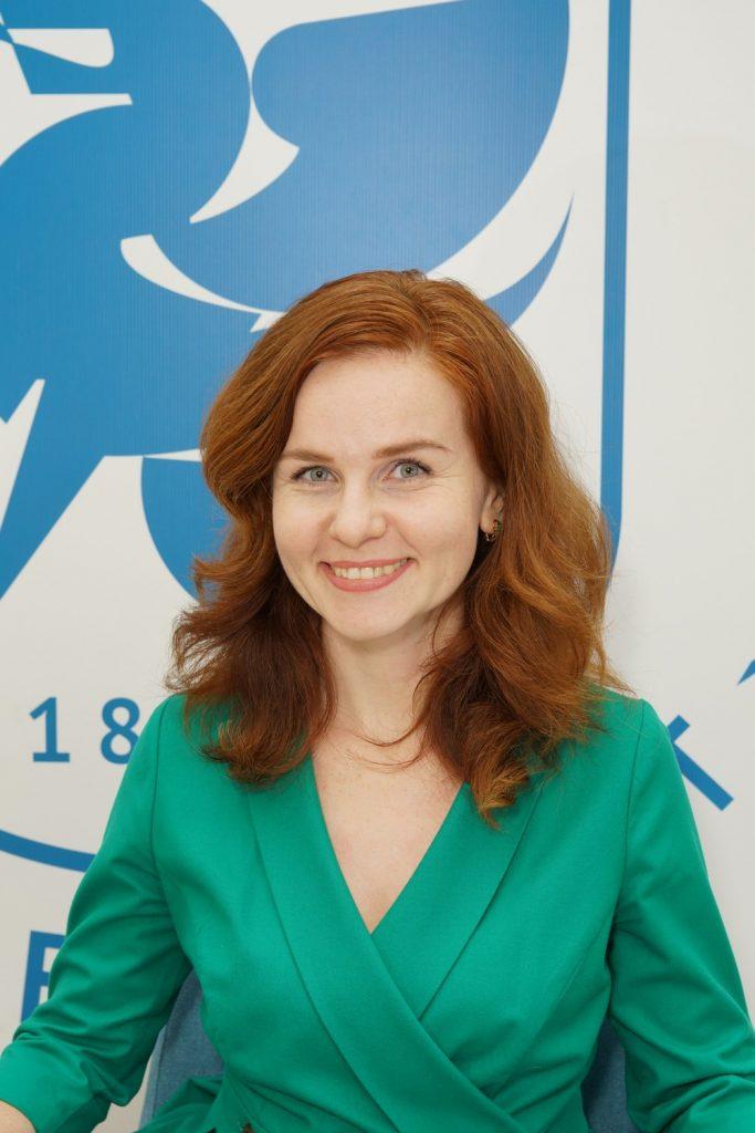 Makhmutova Guzel Fargatovna