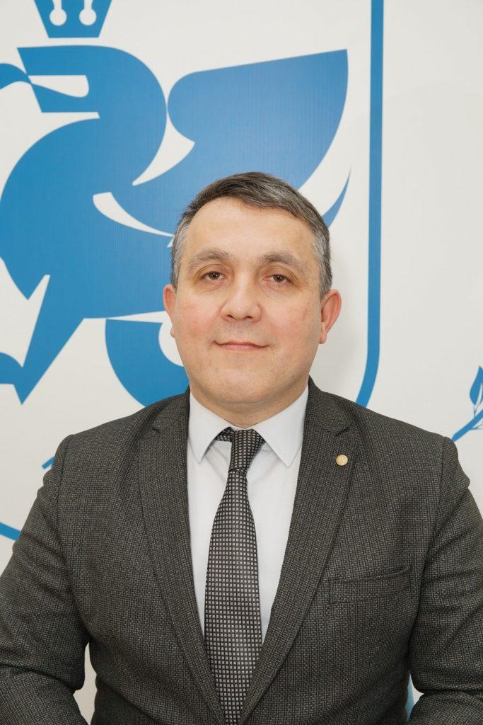 Mukhametov Ayrat Rinatovich
