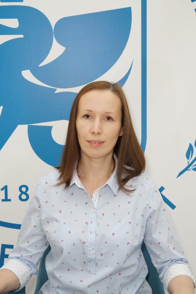 Muratova Gulsiyar Zufarovna