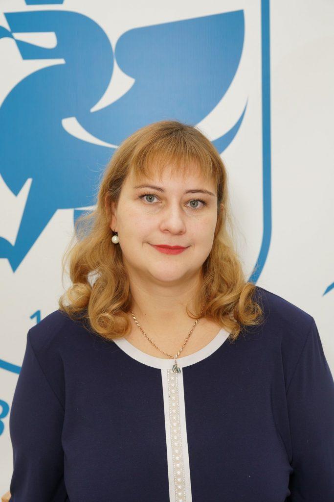 Shimkovich Elena Dominicovna
