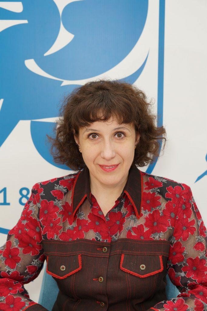 Spiridonova Larisa Nikolaevna