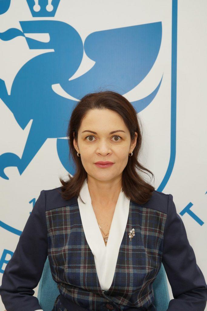 Suleymanova Diana Yurievna