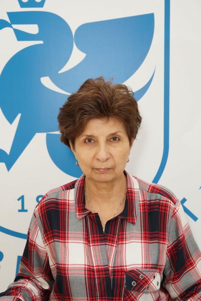 Urunova Raisa Dzhavkharovna