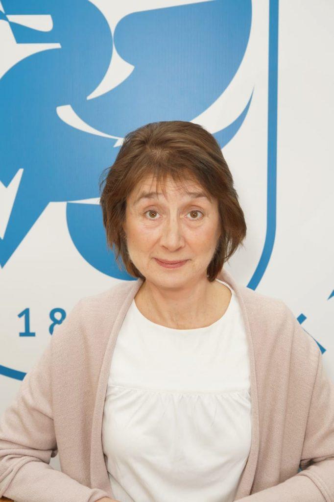 Vladimirova Larisa Valentinovna