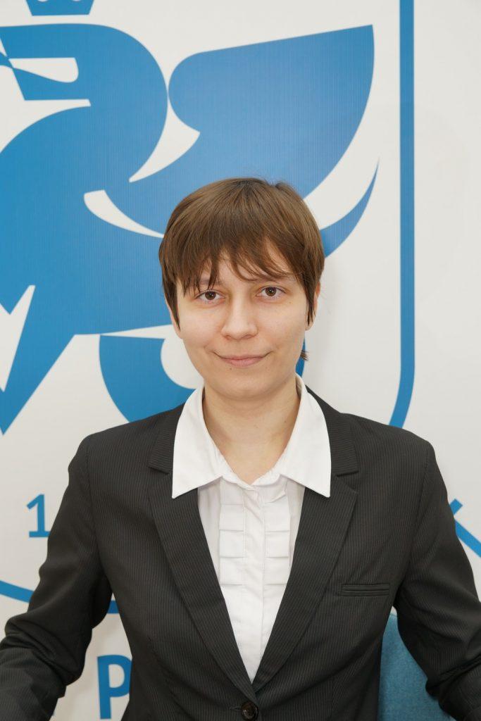 Zabuga Antonina Aleksandrovna